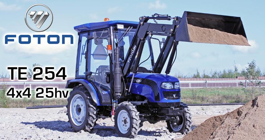Foton Lovol 254 -traktori